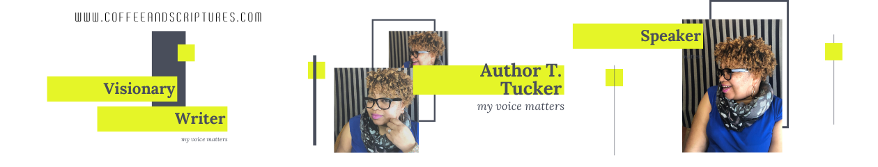 Welcome to Author T. Tucker's Website and Blog